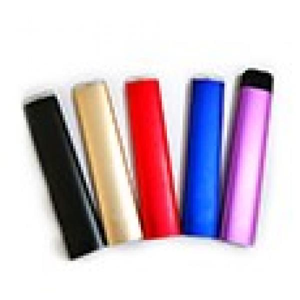 2021 Closed System Pod Customized 1500puffs Disposable Vape Pen #1 image